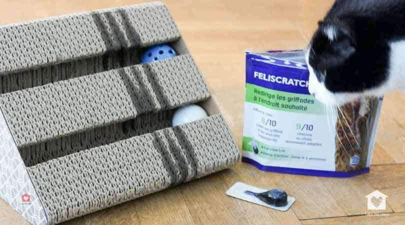 avis feliscratch eviter les coups de griffes sur les meubles blog take me home. Black Bedroom Furniture Sets. Home Design Ideas